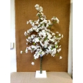 Cherry Blossom Tree w/base Cream 48""
